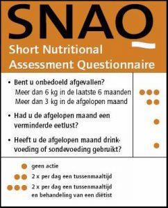 Ondergewicht en ondervoeding