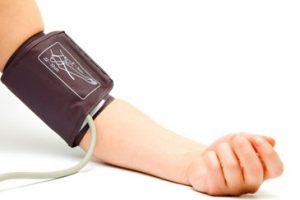 voeding bij hoge bloeddruk